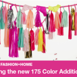 PANTONE ADDS 175 NEW COLORS!