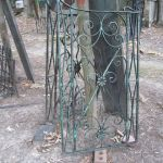 FABULOUS FINDS: FRONT GATE FINISHED
