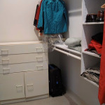 MAJOR CLOSET RENOVATIONS!