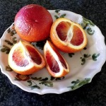 LET'S HAVE SOME BLOOD ORANGES