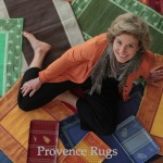 PROVENCE RUGS IN THE NEWS….AND A GIVEAWAY