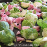 IF YOU LIKE BRUSSEL SPROUTS….