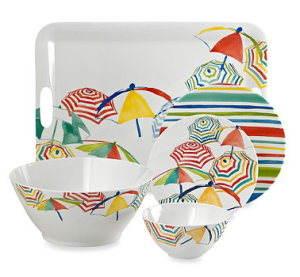 MELAMINE FOR OUTDOOR DINING