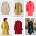 SHOPPING FOR A NEW (LIGHTWEIGHT) WINTER COAT