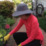 SUN PROTECTION FOR GARDENERS