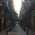 BARCELONA: OUR MOTHER/DAUGHTER TRIP