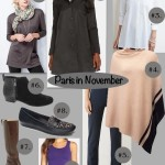 NOVEMBER IN PARIS: WHAT TO WEAR