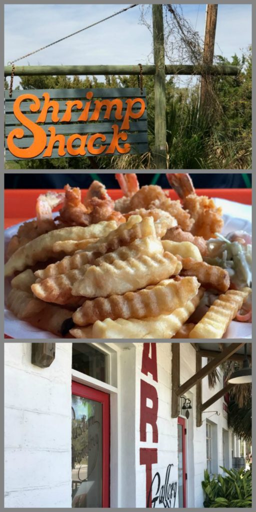 Shrimp Shack St Helena Island