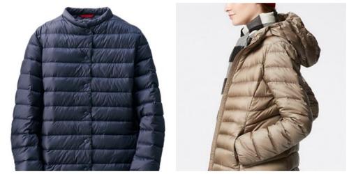 Uniqlo Coats