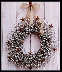 Wreath Pinterest Board