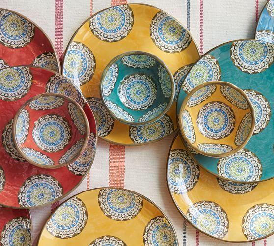 Trends Melamine Dinnerware An Eye For Detail