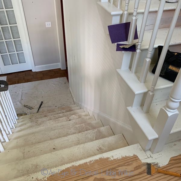 HOUSE RENOVATION: THE STAIRS | An Eye For Detail